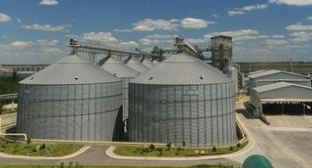 Grain terminal Borlag came under the control of the NBU