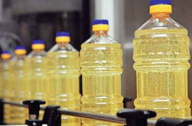 In January Ukraine exported 465 thousand tons of sunflower oil