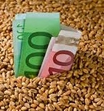 Wheat prices in the EU fall, grow in the US